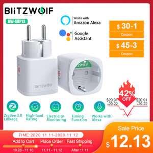 ZigBee розетка BlitzWolf BW-SHP13