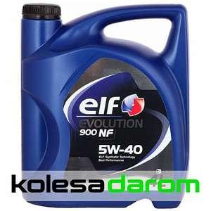-15% на автомасла в Колеса Даром (напр. Моторное масло для автомобиля Elf Evolution 900 NF 5W-40 4л)