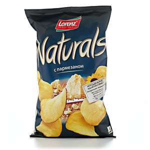 [Тамбов] чипсы Naturals с пармезаном 100г