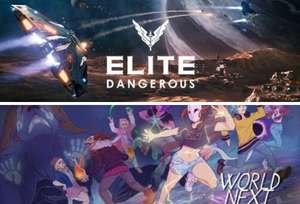 [PC] Elite: Dangerous и The World Next Door бесплатно
