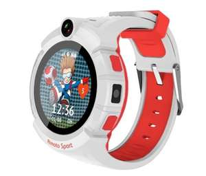 Детские часы Кнопка Жизни Aimoto Sport Red