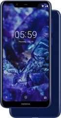 [Грозный] Смартфон Nokia 5.1 Plus Blue (TA-1105)