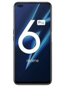 Смартфон Realme 6 pro 8+128 Гб, цвета синий и красный