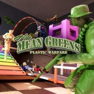 [PC] The Mean Greens - Plastic Warfare: ключ для Steam (для Premium 45руб)