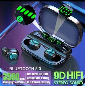 Беспроводные Bluetooth наушники Hembeer с микрофоном