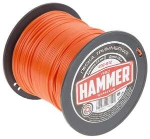 Леска Hammer 2 мм, 139 м