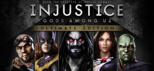 [PC] Injustice: Gods Among Us Ultimate Edition