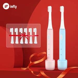 Зубная щетка Infly p60 sonic - 15 ноября