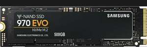SSD Samsung EVO 970 500GB NVMe