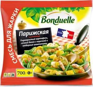 [не везде] Овощная смесь Bonduelle Парижская для жарки быстрозамороженная 700 г