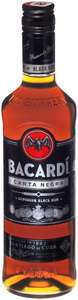 Ром BACARDI Carta Negra 40%, 0.5л, Италия