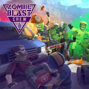 [Nintendo Switch] Zombie Blast Crew бесплатно для владельцев Space Pioneer
