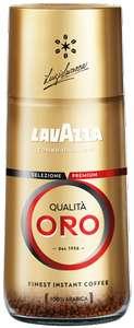 Кофе растворимый Lavazza Qualita Oro, 95 г (100% арабика)