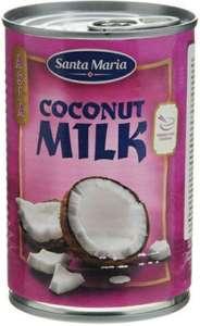 Кокосовое молоко Santa Maria (400г.)