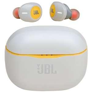 Наушники JBL Tune 120TWS (желтый)
