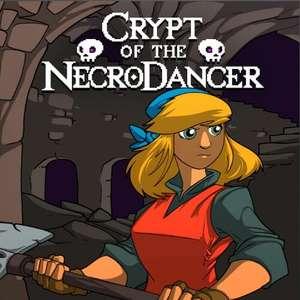 [PS4] игра Crypt of the NecroDance (Немецкий PSN)