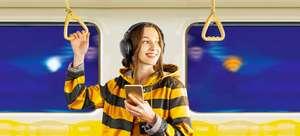 [МСК] Безлимитный и бесплатный интернет в метро от Билайн (2G, 3G, 4G)
