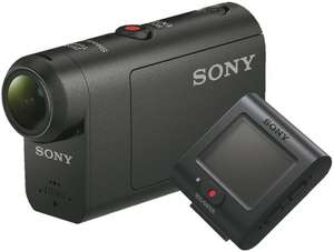 Экшн-камера Sony HDR-AS50R с ПДУ RM-LVR3 Live-View
