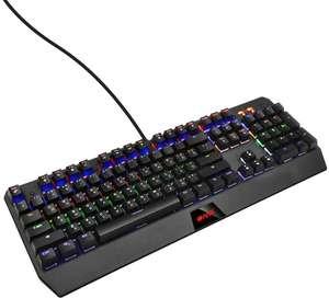 -20% доп. на HIPER (например, механическая игровая клавиатура MK-3 RATE Black USB)