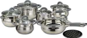 Набор посуды VITESSE La Clarine 13 предметов