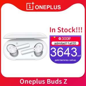 OnePlus Buds Z TWS наушники