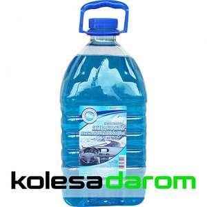 Жидкость стеклоомывающая зимняя -30С 4,5л