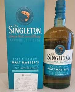 [Химки] Виски 0.7 п/у Singleton dufftown malt master selection
