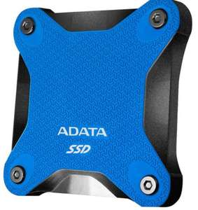 Внешний SSD Adata SD600Q 480гб