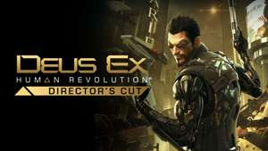 [PC] Deus Ex: Human Revolution — Director's Cut