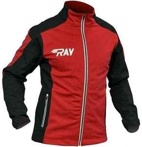 Куртка беговая RAY 2019-20 Pro race M красный/черный