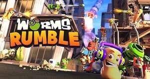 [PC] Worms Rumble (предварительная покупка)