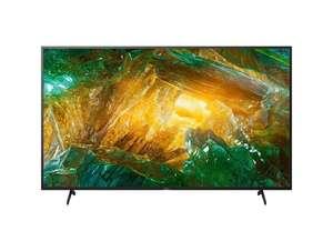 4K (Ultra HD) Smart телевизор SONY KD-55XH8005