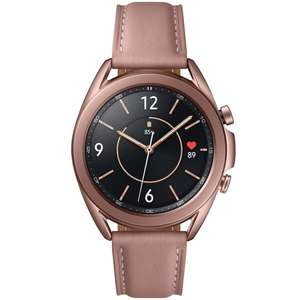 Часы Samsung Galaxy Watch 3 41 mm (+ 6000 ₽ на покупки в МТС и оплату связи)