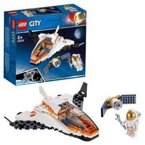 -7% на все Lego, например, LEGO City Space Port Миссия по ремонту спутника 60224