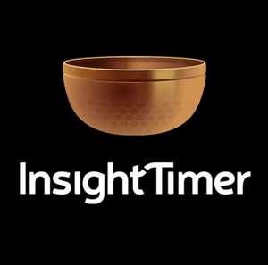 [iOS, Android] Год подписки в приложении для медитации Insight Timer