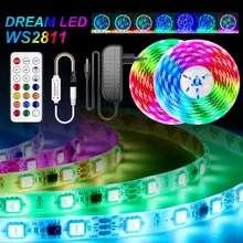 5м LED RGB лента RiRi won SMD5050