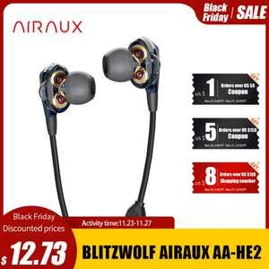 Наушники BlitzWolf AIRAUX AA-HE2