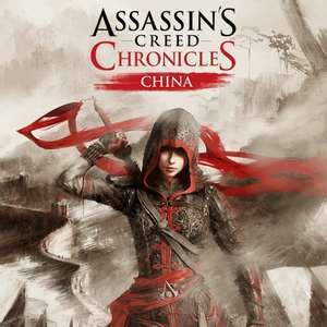 [PC] Assassin's Creed® Chronicles: China (активация в Uplay)