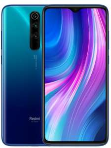 Смартфон Redmi Note 8 Pro 6/64GB: 6.53'' 2340x1080 IPS/Helio G90T/6Gb/64Gb 64+8+2+2Mp/20Mp 4500mAh, Xiaomi