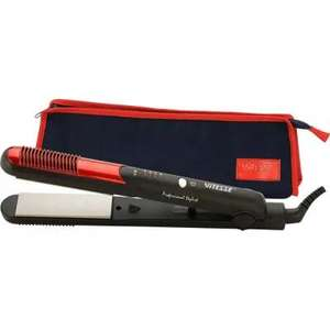Выпрямитель волос Vitesse VS-935 + чехол для хранения
