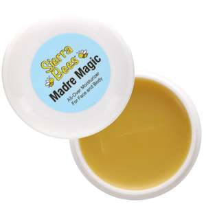 Многоцелевой бальзам Sierra Bees из маточного молочка и прополиса Madre Magic, 59 мл