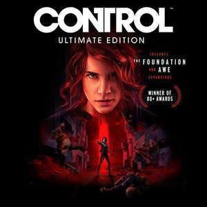 [Xbox One / Series X|S] Control Ultimate Edition