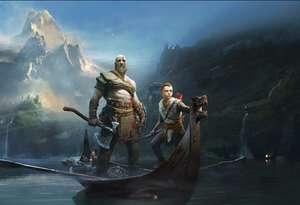 [PS4] Игра God of War