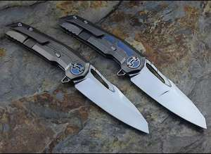 Venom кошмар , нож EDC , M390