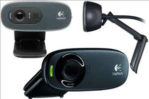 Веб камера Logitech HD C270