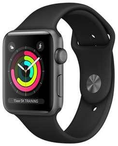 Умные часы Apple Watch 3 42mm черные РСТ