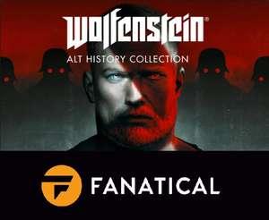 [PC] WOLFENSTEIN ALT HISTORY COLLECTION