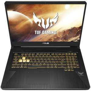 ASUS Gaming FX705DT-AU042T 17.3 Full HD Ryzen 5 3550H 8 GB 512 SSD GeForce GTX1650 4 GB Windows 10