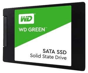 Твердотельный накопитель SSD Western Digital WD Green SATA 240 GB