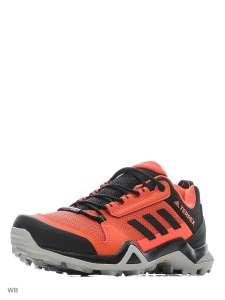 Кроссовки Adidas Terrex AX3 Gloamb/Cblack/Solred